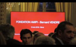 film Fondation AMIPI au Sénat mars 2016