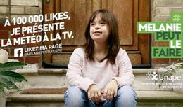 Mélanie peut le faire - 27 mars 2017