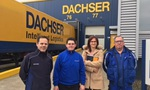 Insertion Claire BEDAS chez DACHSER (CT)
